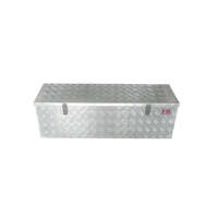 Aluminium Toolbox Checker Plate (1250mm wide)