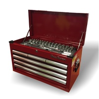 One Eleven 80pc Tool Kit in 6 Drawer Tool Chest