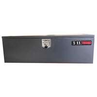 Steel Tool Box (1200mm wide) Charcoal