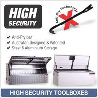 High Security Toolboxes